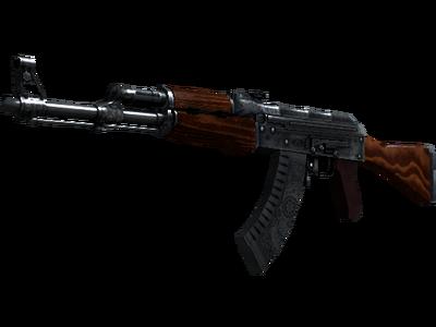 AK-47 | Картель (После полевых испытаний)