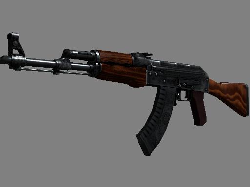 StatTrak™ AK-47 | Cartel