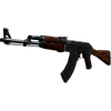 StatTrak™ AK-47 | Cartel <br>(Battle-Scarred)