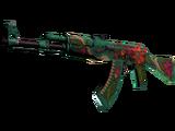 AK-47 | Wild Lotus (Well-Worn)