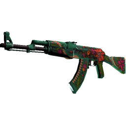 AK-47 | Wild Lotus (Well-Worn)