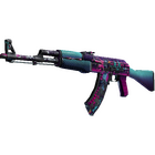 AK-47 | Neon Rider (Battle-Scarred)
