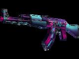 StatTrak™ AK-47 | Neon Rider (Field-Tested)