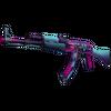 StatTrak™ AK-47 | Neon Rider <br>(Field-Tested)