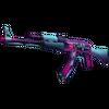 StatTrak™ AK-47 | Neon Rider <br>(Factory New)