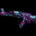 StatTrak™ AK-47 | Neon Rider <br>(Minimal Wear)
