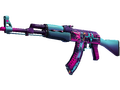 StatTrak™ AK-47 | Neon Rider