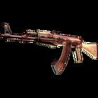 AK-47 | X-Ray (Minimal Wear)