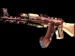 AK-47 Рентген