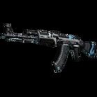 StatTrak™ AK-47 | Vulcan (Battle-Scarred)