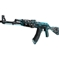 AK-47 | Frontside Misty <br>(Battle-Scarred)