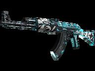 AK-47 | Mglisty front
