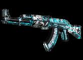 AK-47 | Снежный вихрь, После полевых испытаний, 635.51$