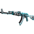 StatTrak™ AK-47 | Frontside Misty <br>(Field-Tested)