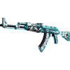 StatTrak™ AK-47 | Frontside Misty (Factory New)