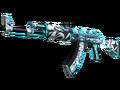StatTrak™ AK-47 | Frontside Misty (Minimal Wear)