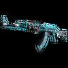 StatTrak™ AK-47 | Frontside Misty <br>(Minimal Wear)