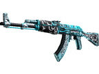 AK-47 Frontside Misty (Minimal Wear)