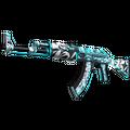 AK-47 | Frontside Misty <br>(Minimal Wear)