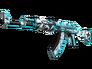 Скин AK-47 | Снежный вихрь
