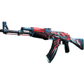 StatTrak™ AK-47 | Point Disarray <br>(Field-Tested)