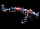 AK-47 | Буйство красок, После полевых испытаний, 777.47$