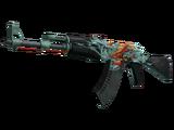 Weapon CSGO - AK-47 Aquamarine Revenge