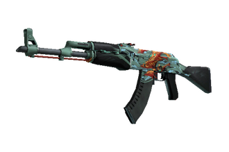 StatTrak™ AK-47 | Aquamarine Revenge (Field-Tested) Prices
