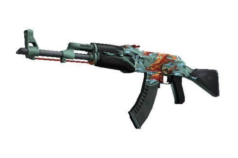 Buy AK-47 | Aquamarine Revenge (Minimal Wear)