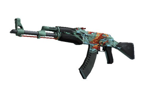 StatTrak™ AK-47 | Aquamarine Revenge (Minimal Wear) Prices