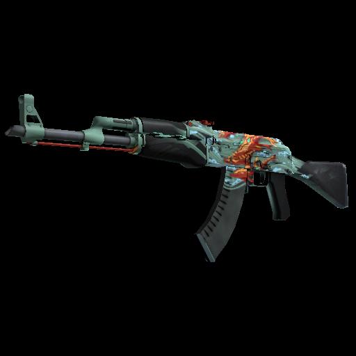 AK-47 | Aquamarine Revenge - gocase.pro
