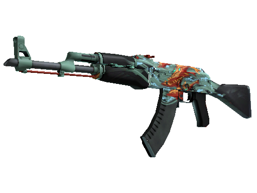 AK-47 | Aquamarine Revenge Factory New