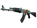 StatTrak™ AK-47 | Aquamarine Revenge