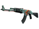 StatTrak™ AK-47   Aquamarine Revenge