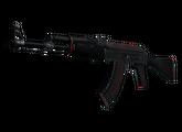 AK-47 | Красная линия, После полевых испытаний, 408.77$