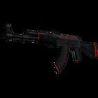 StatTrak™ AK-47 | Redline (Minimal Wear)