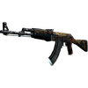 StatTrak™ AK-47 | Legion of Anubis <br>(Battle-Scarred)