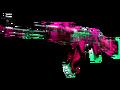 StatTrak™ AK-47 | Neon Revolution