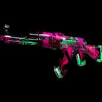 AK-47 | Neon Revolution