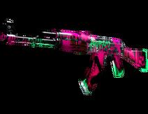 AK-47 | Neon Revolution (Minimal Wear)