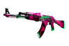 StatTrak™ AK-47 | Neon Revolution (Factory New)