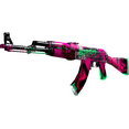 AK-47 | Neon Revolution (Minimal Wear)