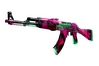 StatTrak™ AK-47 | Neon Revolution (Field-Tested)