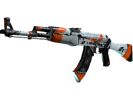 AK-47 | Asiimov Battle-Scarred