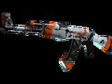 StatTrak™ AK-47 | Asiimov (Battle-Scarred)