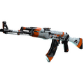 StatTrak™ AK-47 | Asiimov <br>(Battle-Scarred)