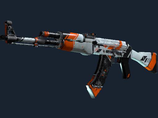 Asiimov AK-47 Asiimov