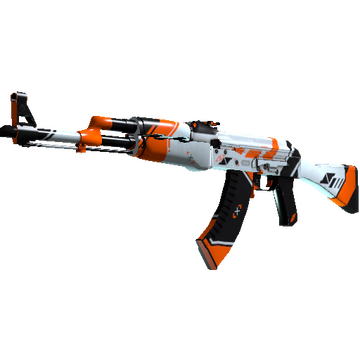 Win AK-47 | Asiimov (Minimal Wear)