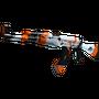 StatTrak™ AK-47 | Asiimov (Factory New)