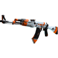 StatTrak™ AK-47 | Asiimov <br>(Well-Worn)